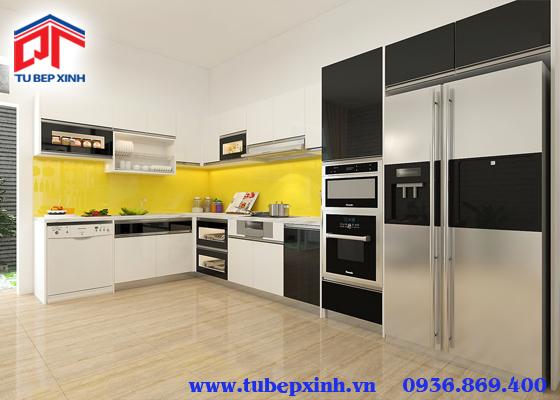 tủ bếp đẹp - TBX115