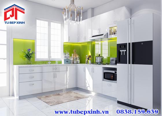 tủ bếp TBX078