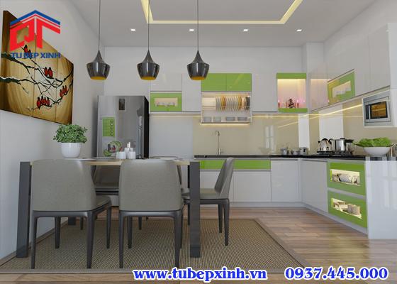 tủ bếp - TBX090