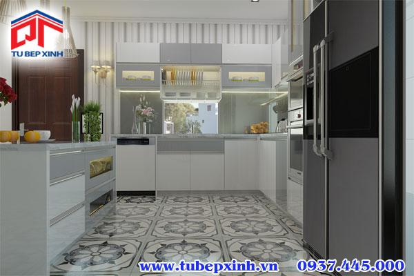 tủ bếp bc23
